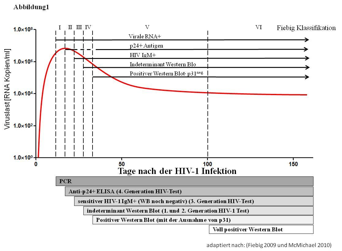 Ausschlag dauer hiv HIV Schnelltest